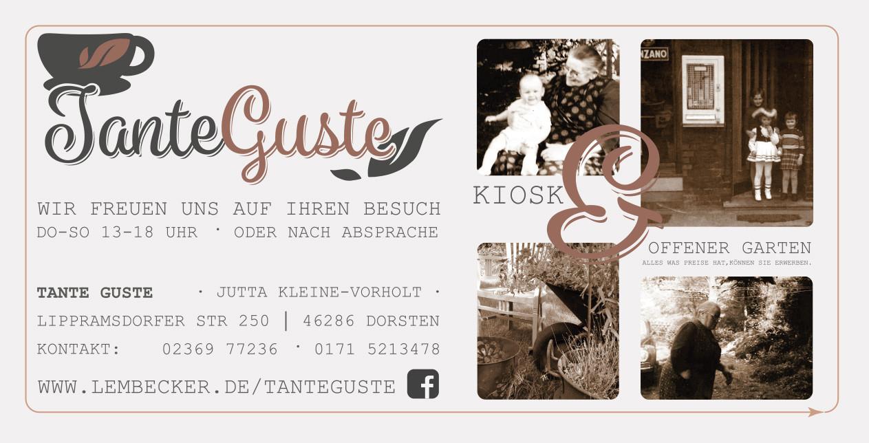 Kiosk-Cafe Tante Guste